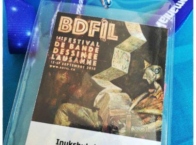 INUKSHUK TOUR – BD FIL Lausanne